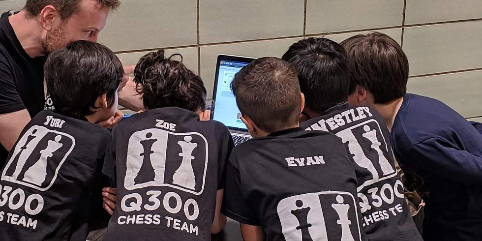 Q300 Chess Tournament