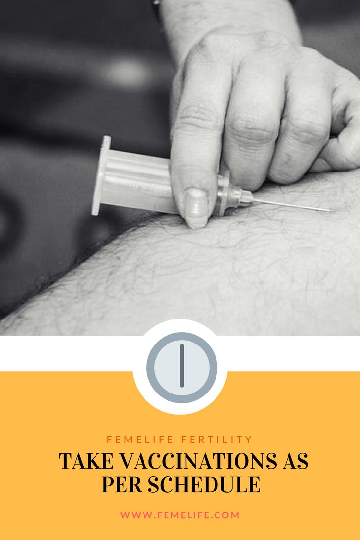 Improve fertility