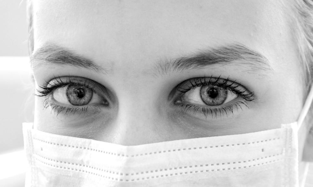 Une infirmière face au Coronavirus