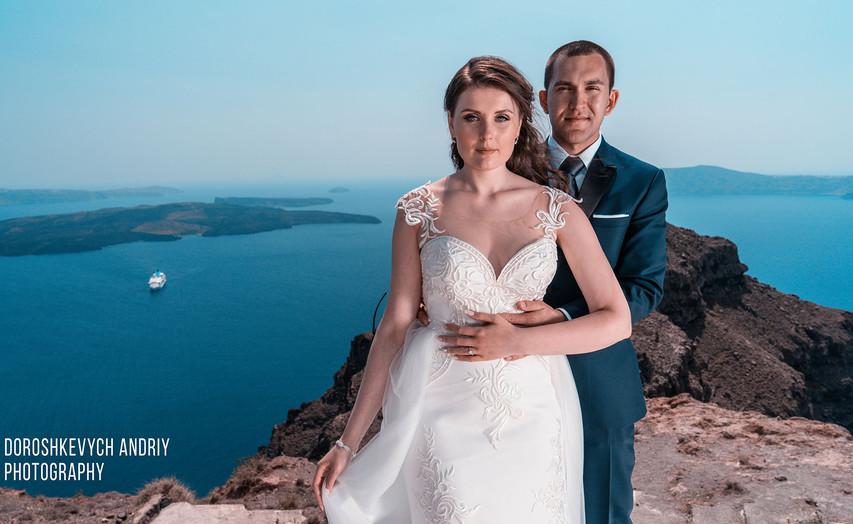 Greece Wedding, Santorini
