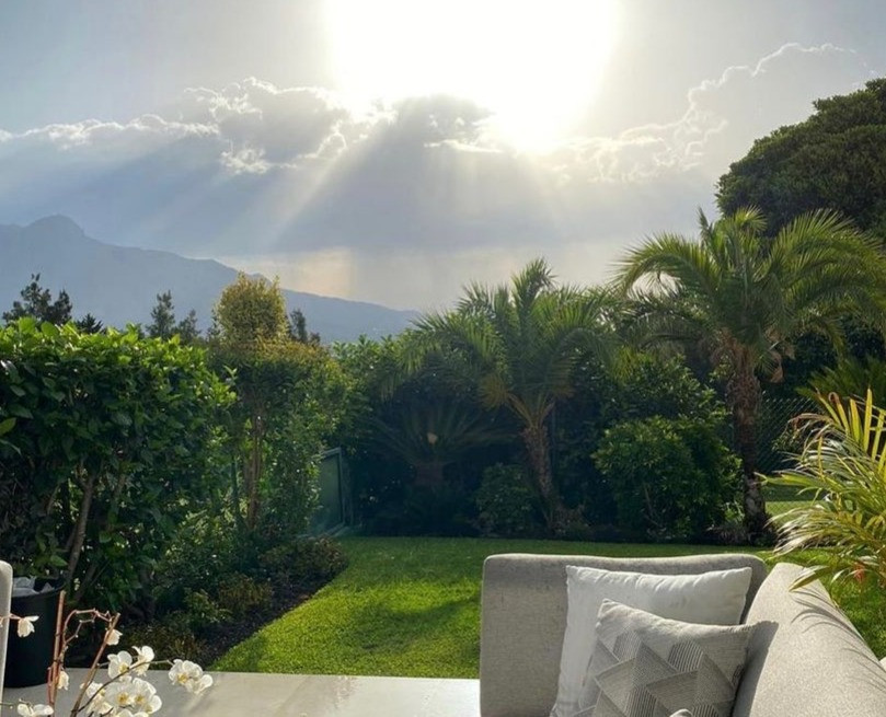 Surgery recovery house in Marbella