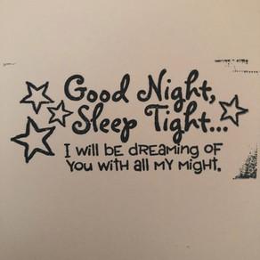 Good Night Sleep Tight