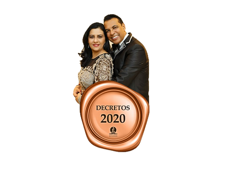 Decretos 2020 - Baseado em Isaías 40