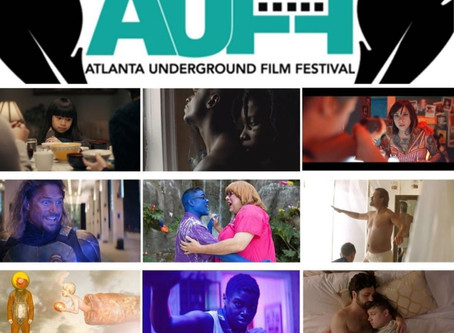Official Selection, Atlanta Underground Film Festival (US)