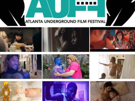 Official Selection, Atlanta Underground Film Festival (US)