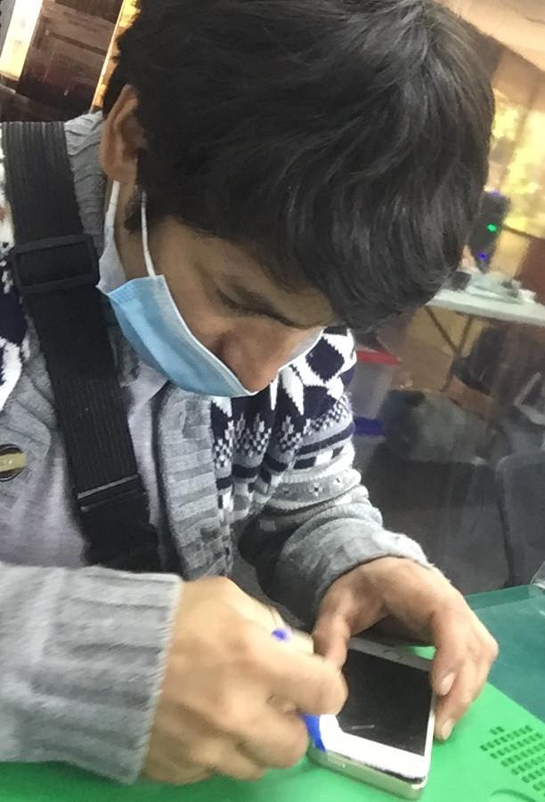 Curso de reparacion de celulares