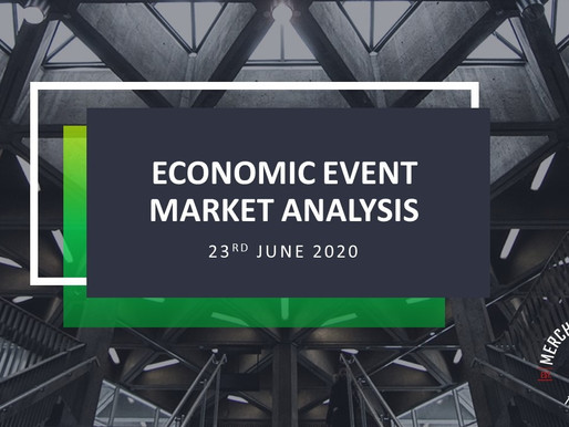 Merchant Economic Calendar | JUNE 23, 2020