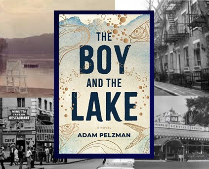 The Boy and the Lake - a poignant coming-of-age story and murder mystery set in the 1960s.