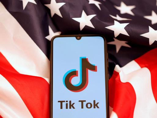 Trump twierdzi, że w ciągu 24 godzin zablokuje TikTok w USA