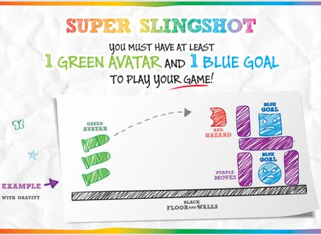 DoodleMatic: Super Slingshot With Gravity