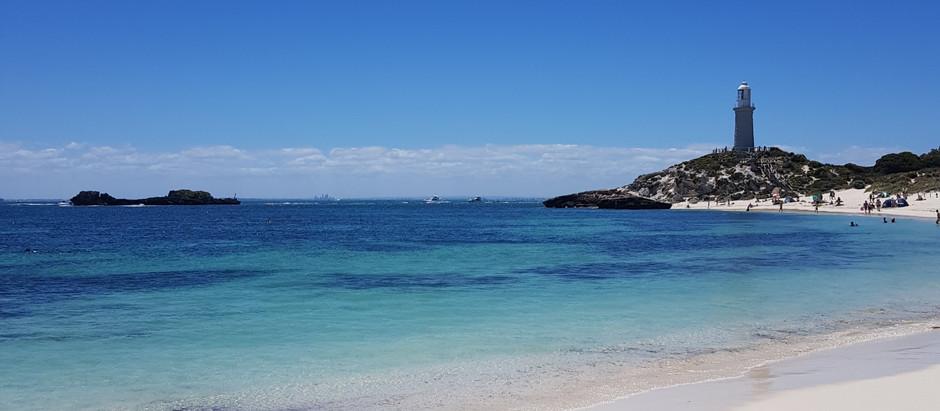 Sun, Sand, Surf and Quokkas!