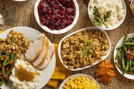 Thanksgiving Recipes That Will Make You Forget You're On A Diet
