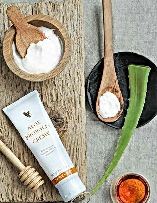 Crème propolis Aloe Vera Passion