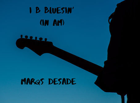 I B Bluesin' ( in Aminor )