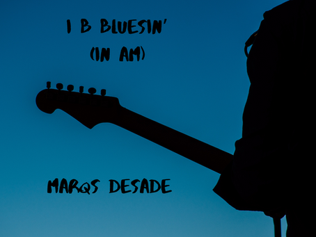I B Bluesin' ( in Aminor )