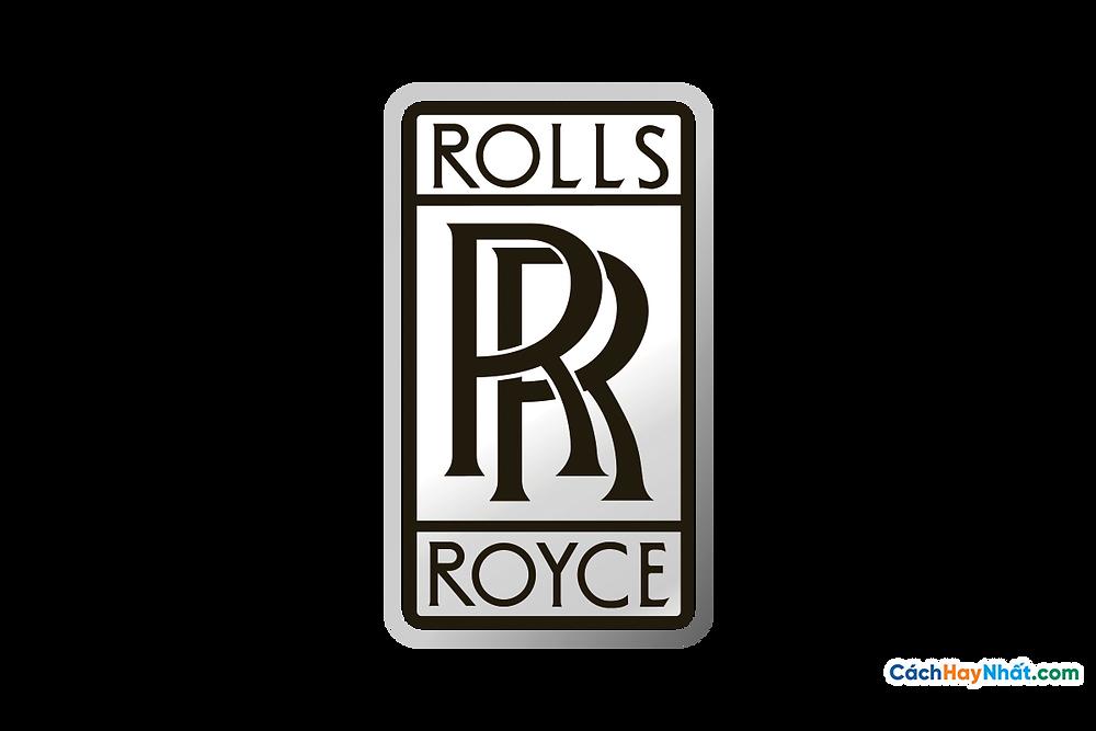 Logo Rolls Royce PNG