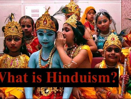 What is Hinduism? Are we all wrong about it?