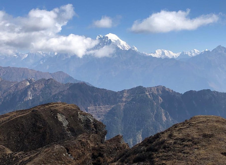 Post COVID Times: Himalaya Cometh Calling