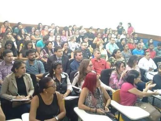 Ministração de Curso de Cidadania em São Luis-Ma.