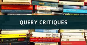 Query Critique #2
