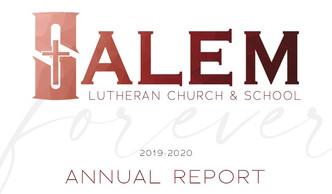 Salem's Annual Report