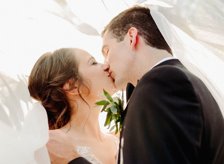 Gianna & Timothy - Christ Chapel Church Wedding, Hillsdale, MI