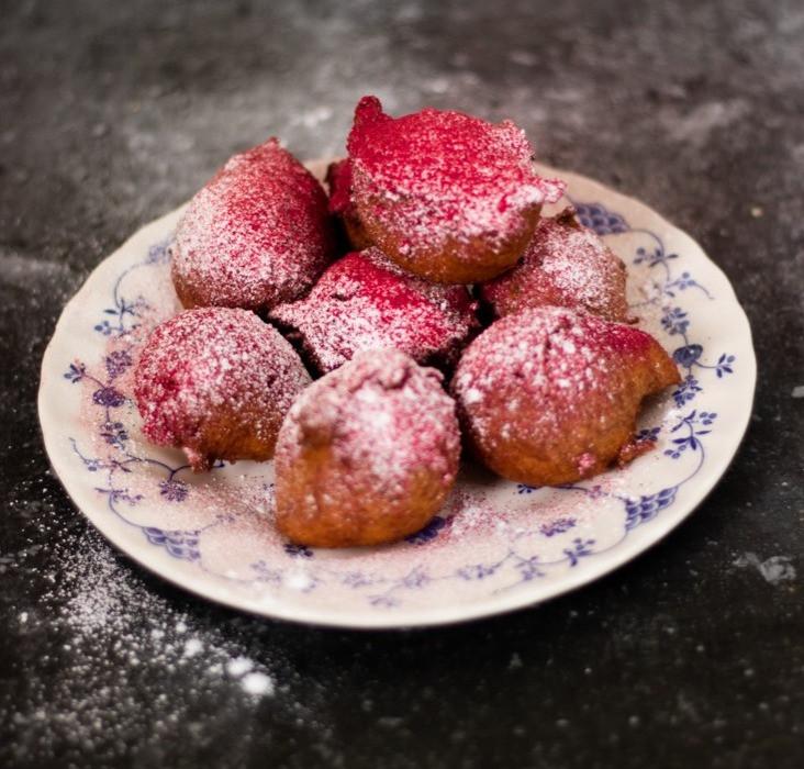 Jogurto spurgos, VMG receptai