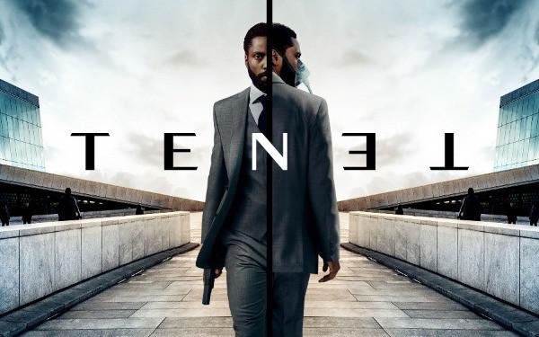 Tenet Movie Poster - John David Washington