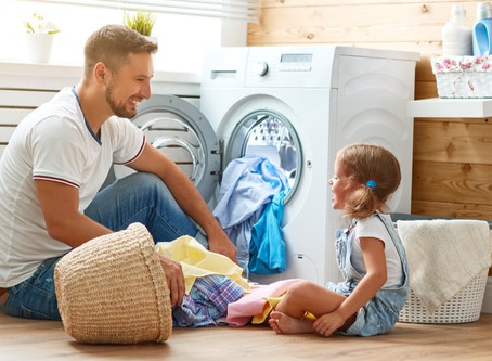 Should I use bleach (hydrogen peroxide) in my laundry?
