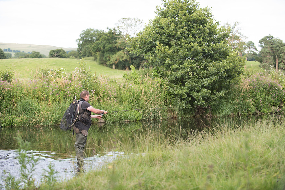 The River Elwy - Rhyl and St Asaph Angling
