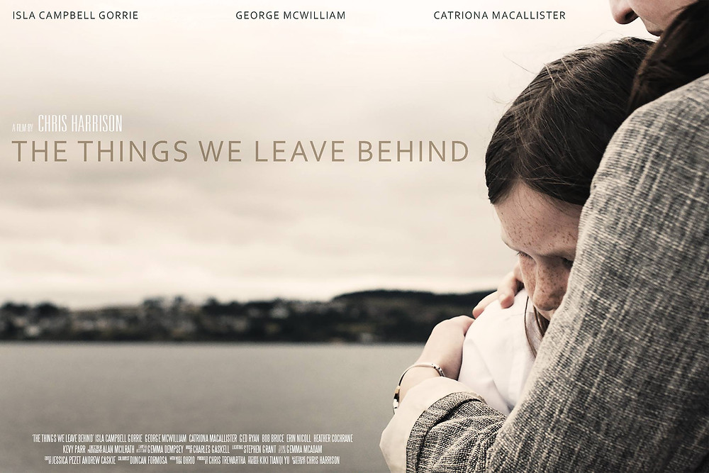 The Things We Leave Behind short film poster