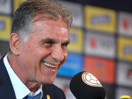 Conoce la primera lista de convocados de Carlos Queiroz en la Selección Colombia