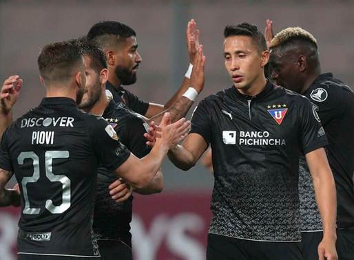 Liga de Quito recibe a Sao Paulo en un partido de alta importancia