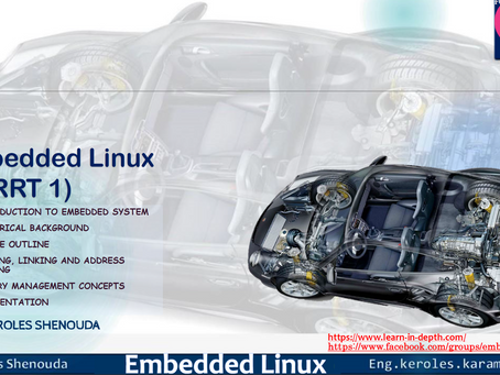Embedded Linux (PART 1)