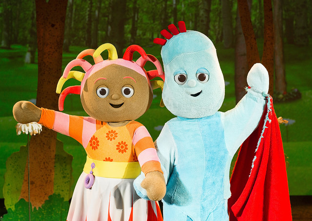 In the Night Garden main characters