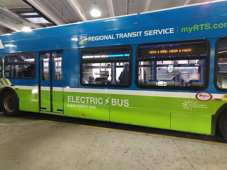 Have You Ridden an Electric RTS Bus Yet?