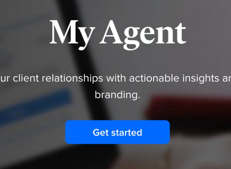 Cool New Zillow Feature - Zillow My Agent?