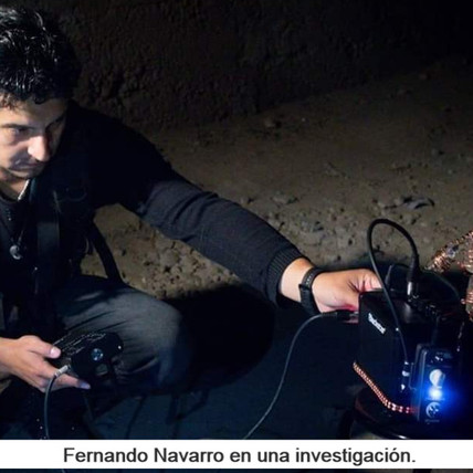 Fernando Navarro y lo que debes saber sobre sus investigaciones paranormales