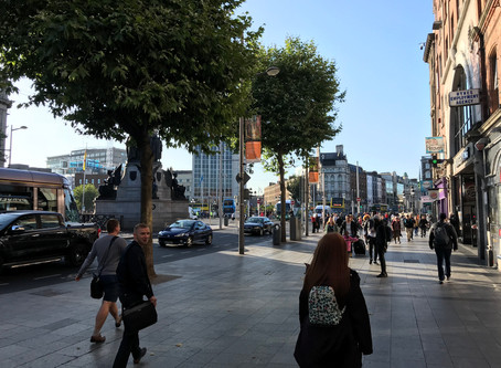 Good morning, Dublin!