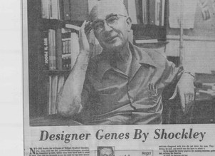 Designer Genes By Shockley