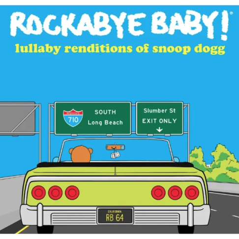 "Snoop Dogg Releases Lullaby Album - ""Rockabye Baby: Lullaby Renditions of Snoop Dogg"""