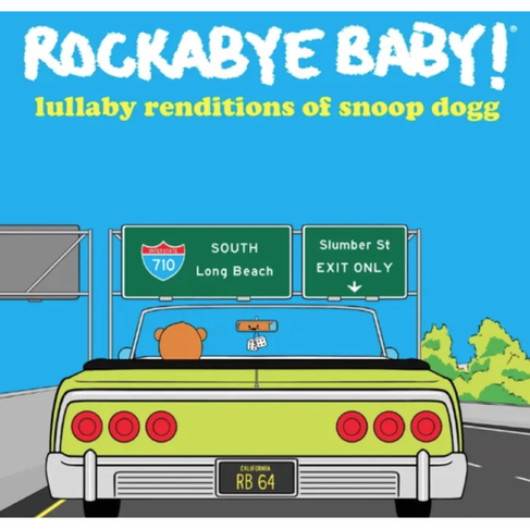 "Snoop Dogg Releases Lullaby Album - ""Rockabye Baby: Lullaby Renditions of Snoop Dogg"""