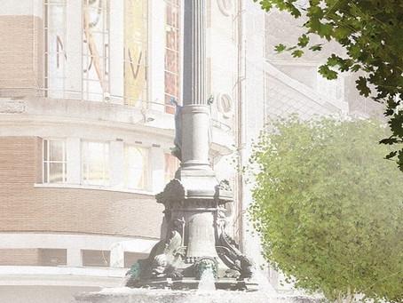 Travaux Place Verte – La Fontaine David