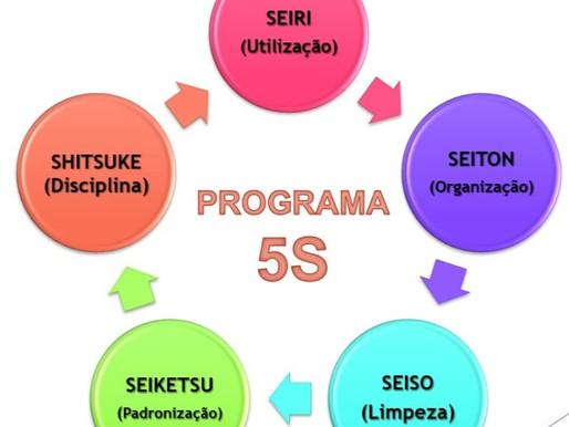 O que é o Programa 5'S, qual é sua importância e como aplicar