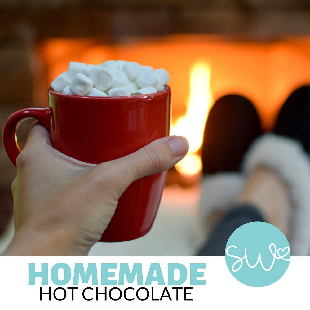 Homemade Hot Chocolate | Warm and Cozy | Marshmallows