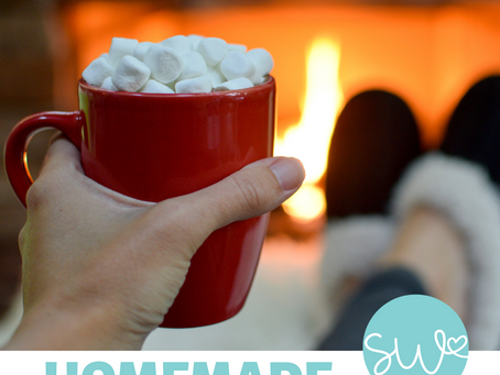Easy Holiday Hot Chocolate