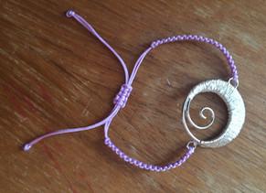 Make a Macrame Bracelet
