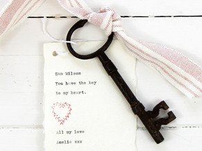 Who has the key to your heart?