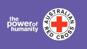 Anuncio de la Cruz Roja: Asistencia para titulares de visas temporales