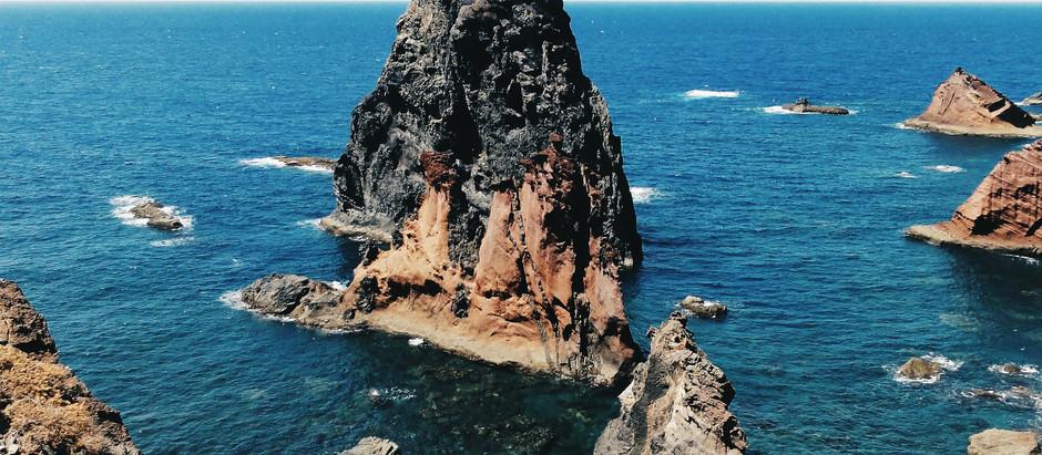 """Madeira - """"Bolo do Caco"""" und """"Lapas grelhadas"""""""